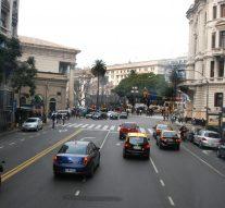 """""""Debemos terminar con el caos del tránsito público"""""""
