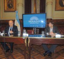 El Dr. Juan José Guaresti (nieto) disertó en el Senado de la Nación