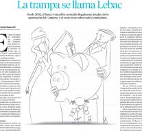 La trampa se llama Lebac – Diario El Tribuno